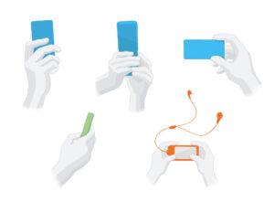 Produktillustration | Sony Ericsson | Illustrator